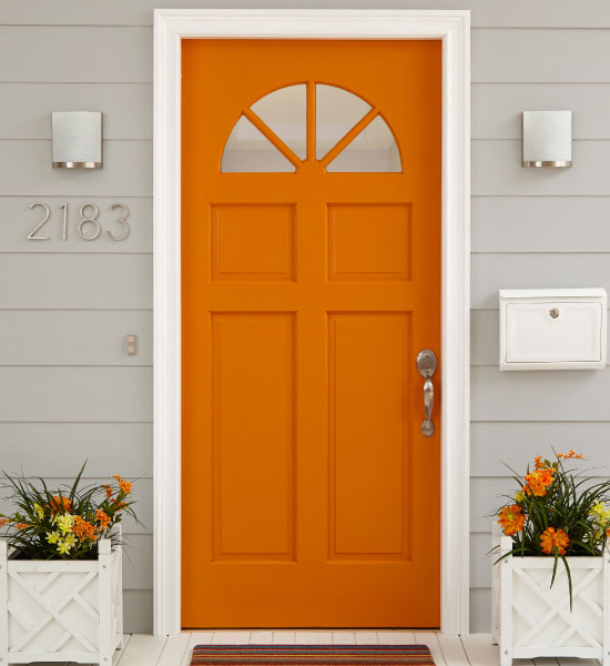 Paint Colors for The Front Door