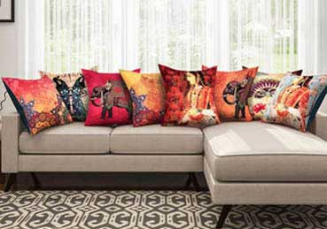 Decor Mistakes - Pillow Overload