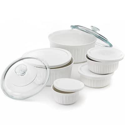 Corningware French White