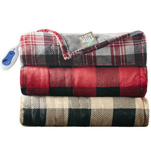 Heated Throw Blankets