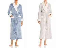 Warm and Cozy Pajamas and Robes