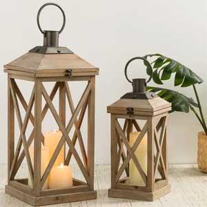 Farmhouse Lanterns