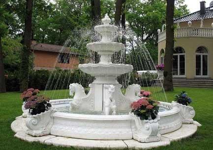 Elaborate Fountain