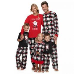 Family Pajama Sets